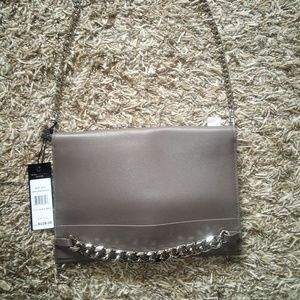 Beautiful Leather BCBGMaxazria Chain Crossbody